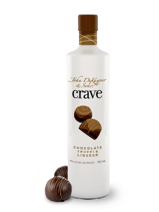Crave Chocolate Truffle Liqueur