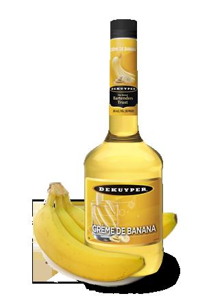 DeKuyper®Créme De Banana
