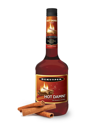 DeKuyper®Hot Damn!® Cinnamon Schnapps Liqueur