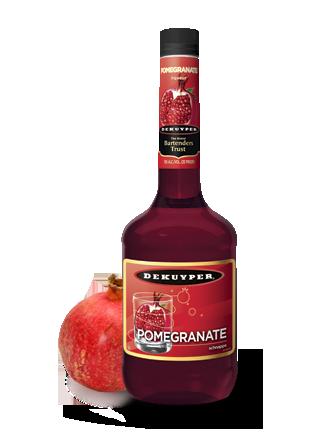 DeKuyper®Pomegranate Schnapps Liqueur