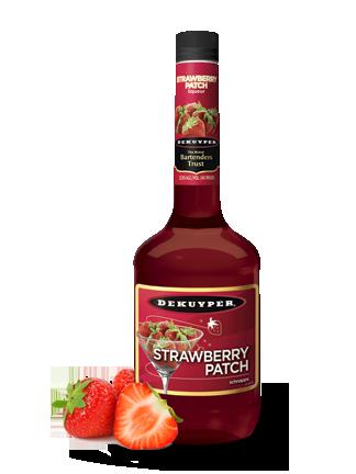 DeKuyper®Strawberry Patch Schnapps Liqueur