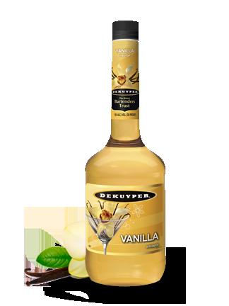 DeKuyper®Vanilla Liqueur