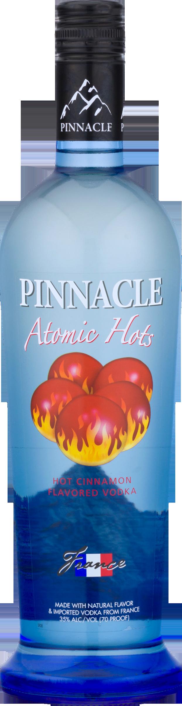 Pinnacle® Atomic Hot Vodka