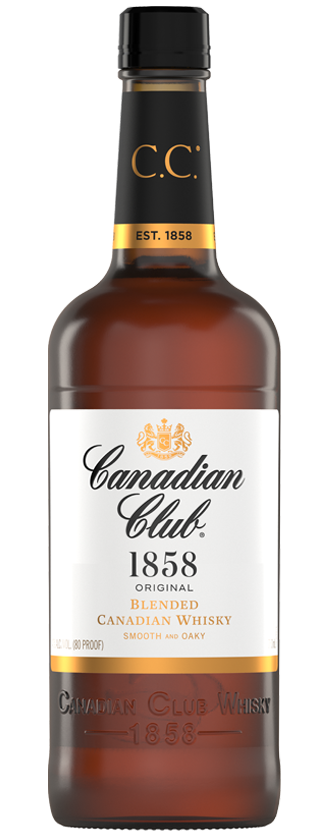 Canadian Club® 1858 Whisky