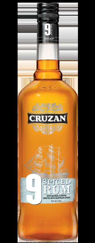 Cruzan® 9 Spiced Rum