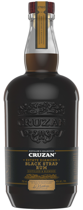 Cruzan® Black Strap Rum
