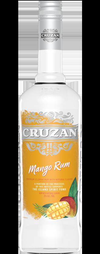 Cruzan® Mango Rum