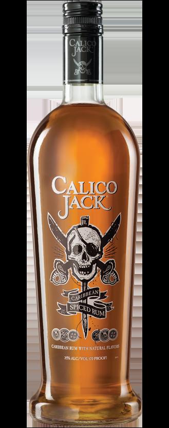Calico Jack® Spiced Rum