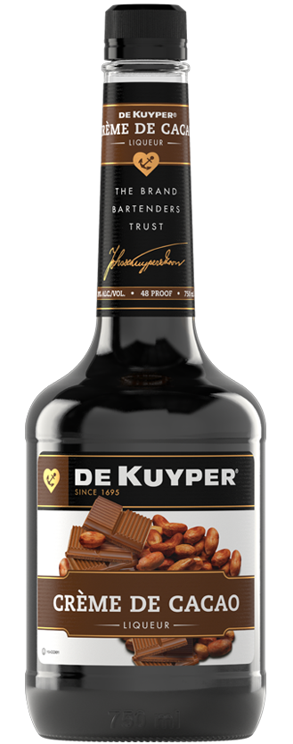 DeKuyper® Creme de Cacao Dark