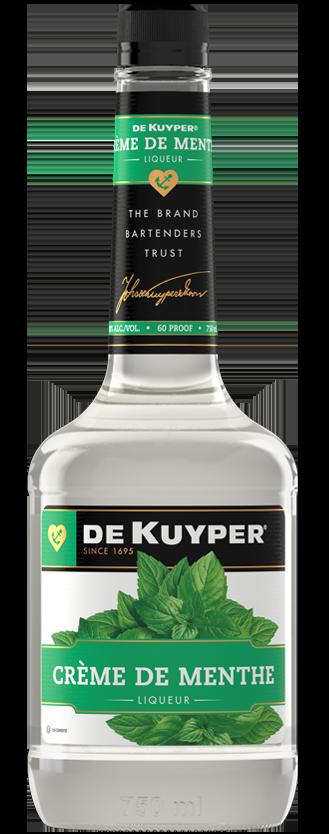 DeKuyper® Creme de Menthe White
