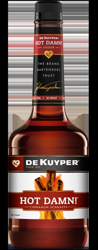 DeKuyper® Hot Damn!® Cinnamon Schnapps