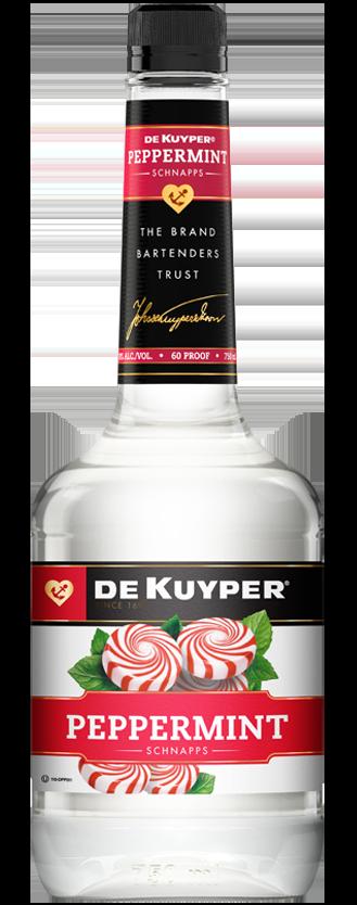 DeKuyper® Peppermint Schnapps Liqueur