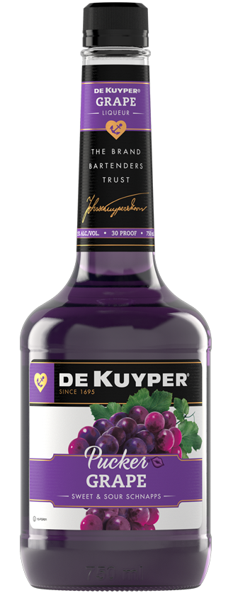 DeKuyper® Pucker® Grape Schnapps