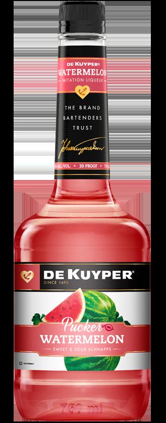 DeKuyper® Pucker® Watermelon Schnapps Liqueur