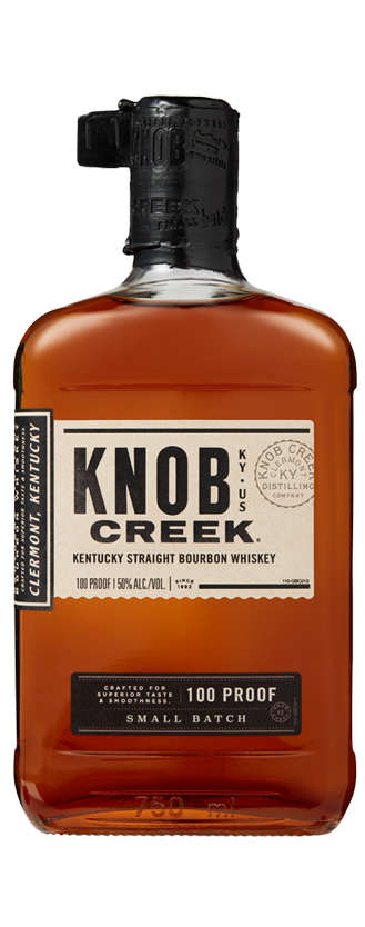 Knob Creek® Straight Bourbon Whiskey