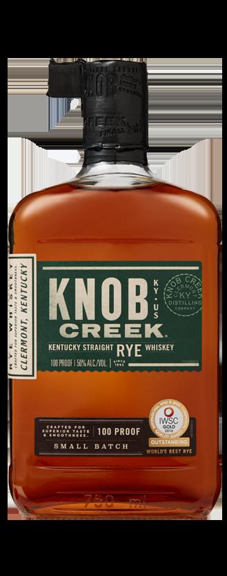 Knob Creek® Straight Rye Whiskey