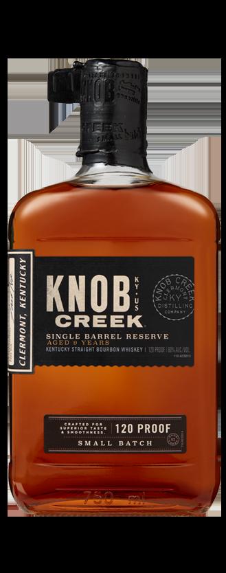 Knob Creek® Single Barrel Reserve Bourbon