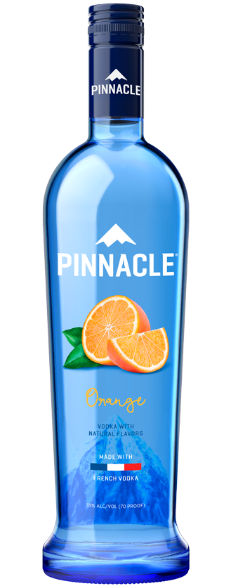 Pinnacle® Orange Vodka