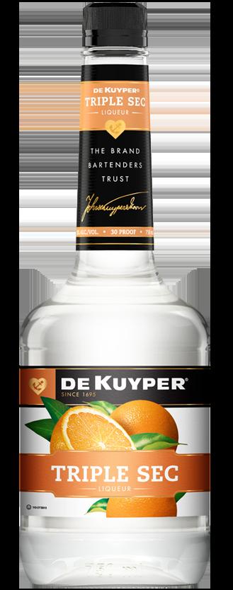 DeKuyper® Triple Sec Liqueur