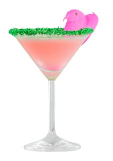 Easter Martini