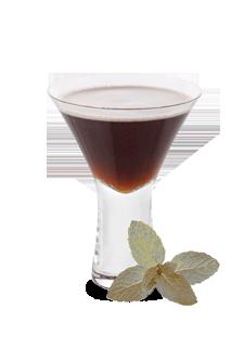 Mint Mocha Martini