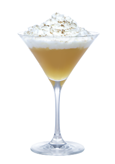Pumpkin Butter Martini