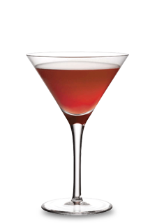 Raspberry Creek Martini