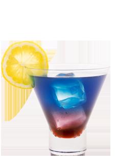 Razzy Blue Lemonade