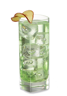 Sour Apple Highball