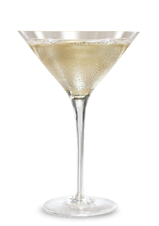 Sparkling Apple Martini