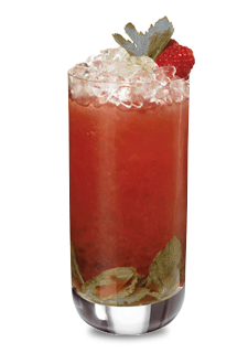 The Raspberry Julep