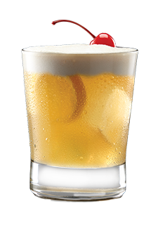 Twilight Amaretto Sour