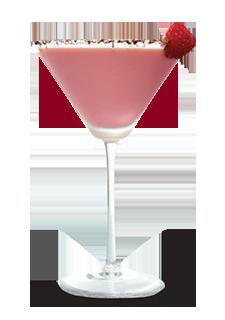 Vanilla Berry-tini