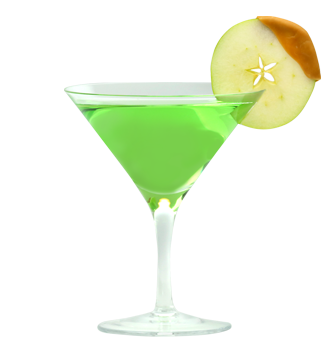 DeKuyper® Caramel Apple Martini
