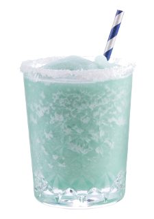 Blue Flurry