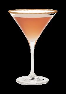 Merry Berry Martini